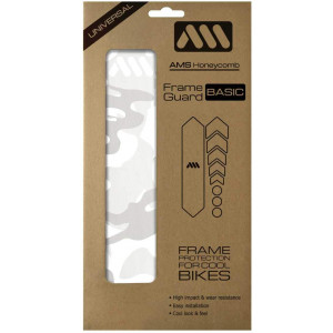 All Mountain Style AMS High Impact Frame Guard Basic  Protects your bike from scratches and dings