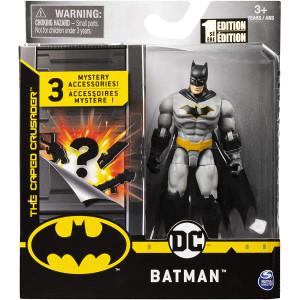 DC Batman 2020 Batman (Rebirth) 4-inch Action Figure by Spin Master