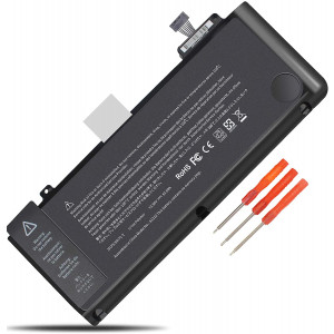 LXHY A1322 A1278 10.95V 63.5WH, Laptop Battery Compatible with MacBook Pro 13-inch (2012 2011 2010 2009 Version) MB990LL/A MB991ll/A MC374ll/A MC375LL/A MC700ll/A MD101LL/A MD102LL/A 661-5229 661-5557