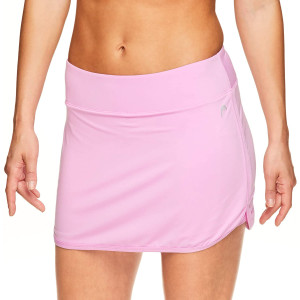 HEAD Women's Athletic Tennis Skirt with Ball Pocket - Workout Golf Exercise and Running Skort