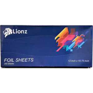 Aluminum Foil Sheets - 200 Pop Up Foil Sheets for Food Measuring 12 X 10.75 Inches- Tinfoil Wraps for Restaurants, Delis, Catering, Food Trucks, Carts, Take Out Or at-Home