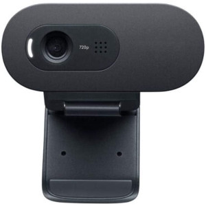 Logitech C270i PTV 960-001084 Desktop or Laptop Webcam, HD 720p Widescreen for Video Calling and Recording - Worldwide Version Chinese Spec