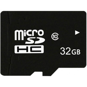 Micro 32GB Memory Card Class 10 Memory Card for Kids Camera,Digital Cameras and Action Cameras Black