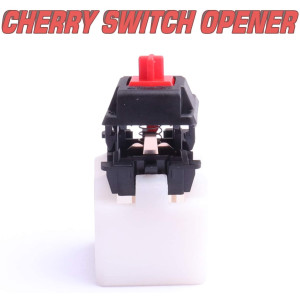 Walidake Universal Switch Opener for Cherry Gateron Switches Mechanical Keyboard, New Mini Cherry MX Switches Open Tool Accessories for Keycap Keyboard Switch Lover Gamer to Customize DIY MOD Switches