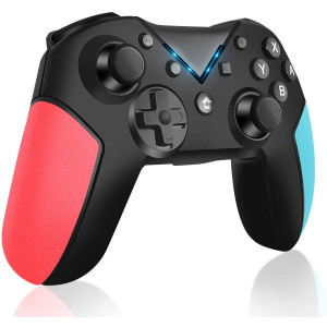 [2020 Newest Version] Pro Controller Wireless for Nintendo Switch,KUTIME Switch Pro Controller Remote Gamepad Joypad Joystick for Nintendo Switch Console