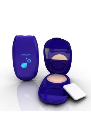 COVERGIRL Smoothers AquaSmooth Makeup Foundation Medium Light 735, .4 oz
