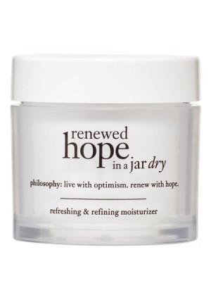Philosophy Renewed Hope in a Jar Dry, Refreshing & Refining Moisturizer, 2 Oz