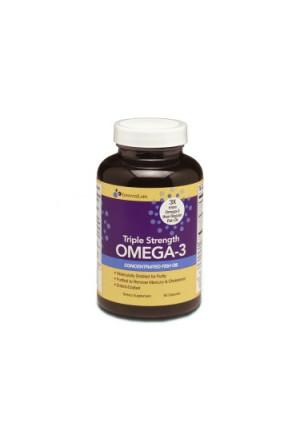 InnovixLabs Triple Strength Omega-3, 60 Softgels
