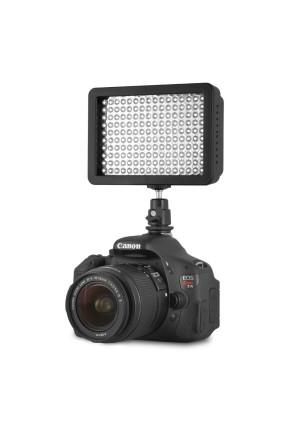 Chromo Inc. 160 LED CI-160 Dimmable Ultra High Power Panel Digital Camera / Camcorder Video Light, LED Light for Canon, Nikon, Pentax, Panasonic,SONY