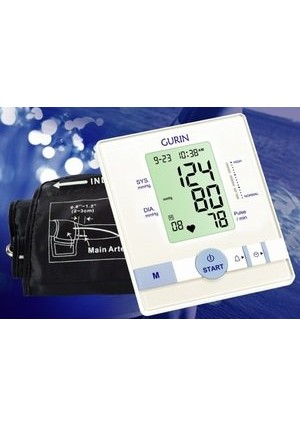 Automatic Blood Pressure Monitor BPM-110 with EasyFit Cuff