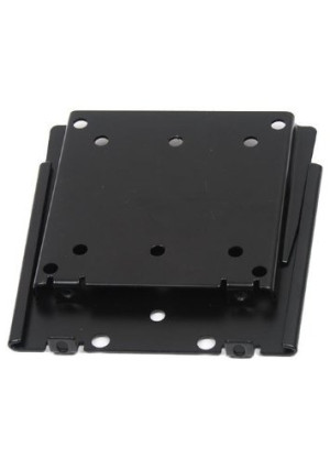 VideoSecu LCD Monitor TV Mount Flat Panel Wall Mount Maximum Loading 66lbs VESA 75/100 - Ultra Thin Mount Bracket 1EA