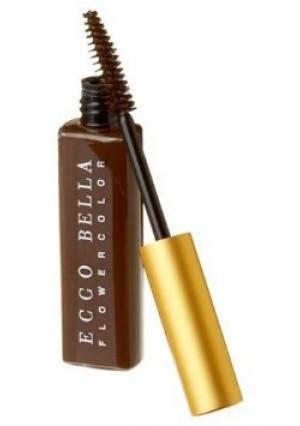 Ecco Bella FlowerColor Mascara, Brown .38 Ounce
