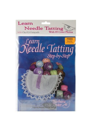 Handy Hands Learn Needle Tatting Step By Step Kit