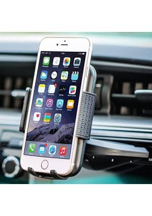 Bestrix Universal CD Slot Smartphone Car Mount Holder for iPhone 6