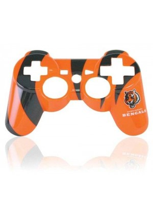 Mad Catz PS3 Official NFL Cincinatti Bengals Controller Faceplate