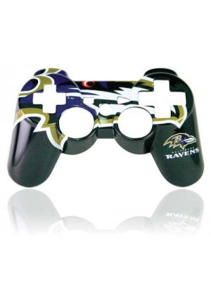 Mad Catz PS3 Official NFL Baltimore Ravens Controller Faceplate