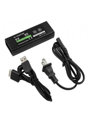 eForCity Wall Charger AC Power Adapter Compatible With Sony PSP Go