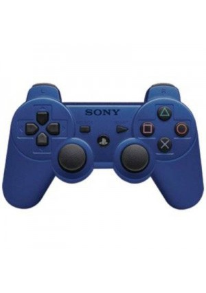 "SONY 98052 PLAYSTATION 3 SIXAXIS ""¢ WIRELESS CONTROLLER (BLUE) (99079) -"