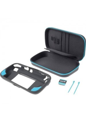 BD&A Official Gamer Essentials Kit for Wii U - Blue