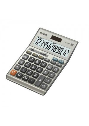 CASIO DF-120BM 12-Digit Calculator GT Dual Power DF120BM /GENUINE