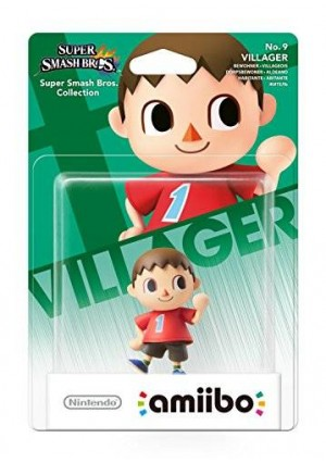 Nintendo Villager amiibo - Europe/Australia Import (Super Smash Bros Series)