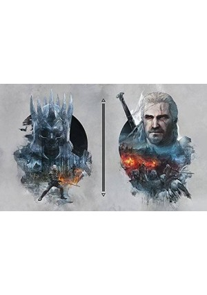 Electronics 4 People The Witcher: Wild Hunt Steelbook Case, Model: