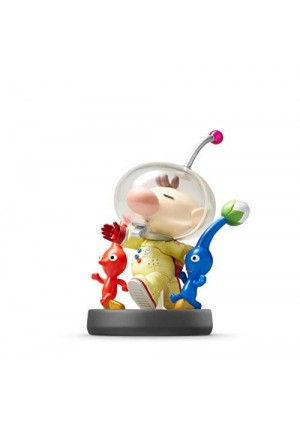 Nintendo Pikmin and Olimar Amiibo (Super Smash Bros Series)
