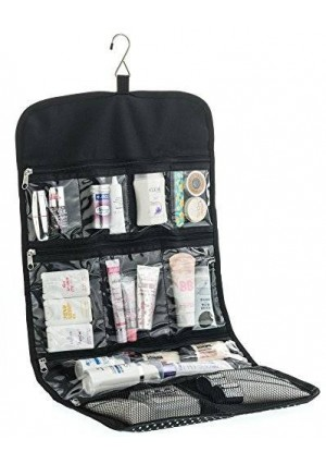 ODESSA Home Hanging Toiletry Bag for Women ODESSA. Ideal for Storing Cosmetics