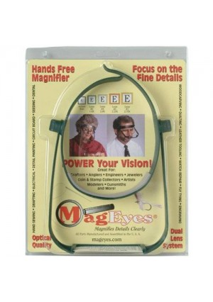 Mag Eyes MagEyes Magnifier #2 and #4 Lenses