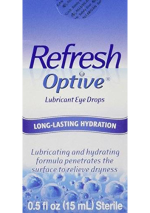 Optive Eye Drops , 0.5 fl oz. (15 mL)