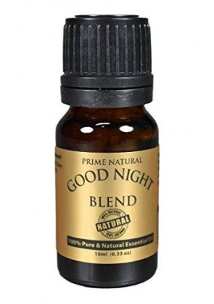Prime Natural Good Night Essential Oil Blend 10ml