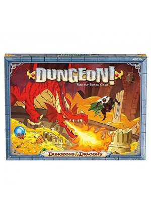 Wizards of the Coast Dungeons and Dragons Board Game 2014