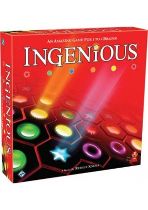 Fantasy Flight Games Ingenious