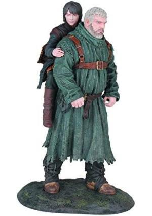 Dark Horse Deluxe Game of Thrones: Hodor and Bran Figure