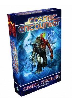 Fantasy Flight Games Cosmic Encounter: Cosmic Conflict Expansion