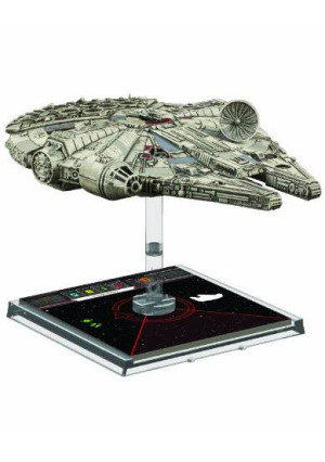 Fantasy Flight Games Star Wars X-Wing: Millennium Falcon Expansion Pack