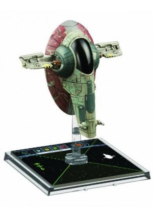 Fantasy Flight Games Star Wars X-Wing: Slave I Expansion Pack