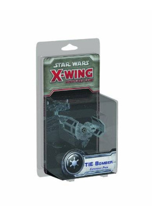 Fantasy Flight Games Star Wars X-Wing: TIE Bomber Expansion Pack