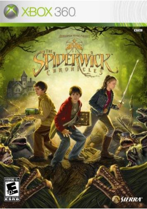 Sierra The Spiderwick Chronicles - Xbox 360