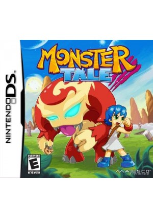 Majesco Monster Tale - Nintendo DS