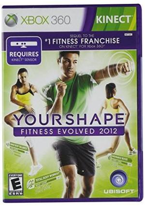 Ubisoft Your Shape Fitness Evolved 2012