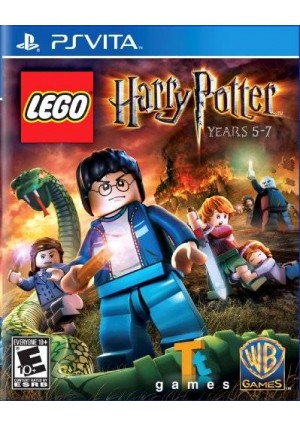 Warner Bros Lego Harry Potter: Years 5-7 - PlayStation Vita
