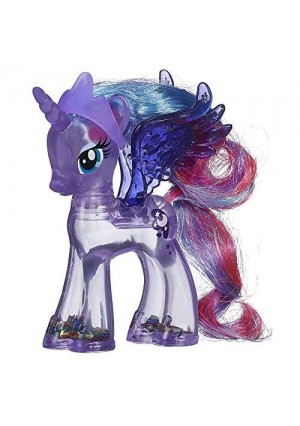 My Little Pony Rainbow Shimmer Princess Luna Pony Figure