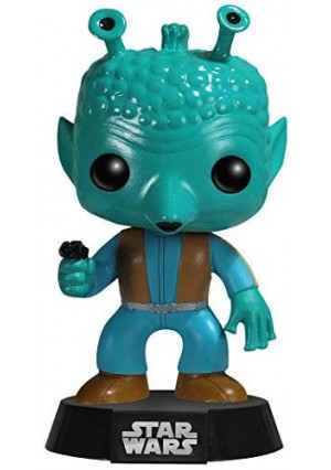 Funko POP Star Wars: Greedo Action Figure