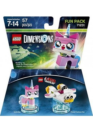 Warner Home Video - Games LEGO Movie Unikitty Fun Pack - LEGO Dimensions