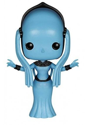 FunKo POP Movies: The Fifth Element - Diva Plavalaguna Toy Figure
