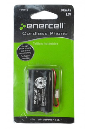 Enercell 2.4V/800mAh Ni-Cd Battery for VTech BT175242