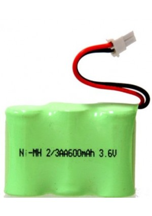 Kaito BT500 Replacement Rechargeable Battery Pack for KA500, KA550, KA600 Voyager Radios