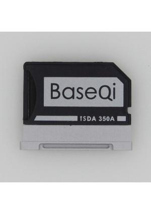 BASEQI Aluminum MicroSD Adapter for Microsoft Surface Book