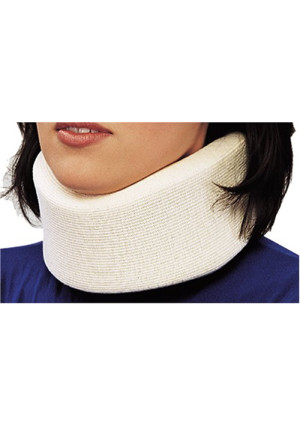 OTC Soft Foam Cervical Collar, Narrow Depth - 2.5 in., Medium